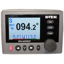 SI-TEX SP36-10 Autopilot with Rate Comp Virtual Feedback 18CI