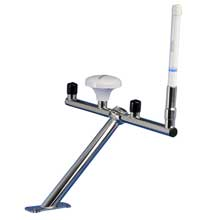 SCANSTRUT T-Bar - GPS/VHF antenna mount for 4 antennas