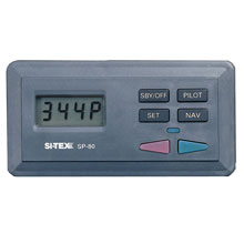 Si-Tex SP-80-1 Autopilot w/ Rotary Feedback - No Drive Unit