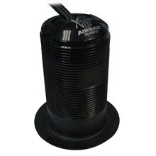SI-TEX P319-DT-BB 200/50kHz Plastic Transducer 8pin Thru-hull