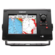 SIMRAD NSS7 US 64 inch Touchscreen MFD and Sounder