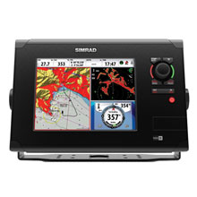 SIMRAD NSS8 US 8inch Touchscreen MFD and Sounder