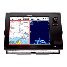 SIMRAD NSS12 US 121 inch Touchscreen MFD