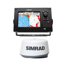 SIMRAD NSS7 Navigation Pack w and Radar