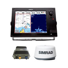 SIMRAD NSS12 System Pack w and Radar and Sounder
