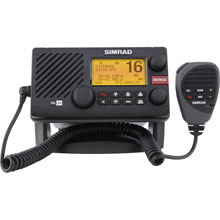 SIMRAD RS35, VHF w/DSC, AIS, PA and Opt. Remote