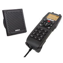 SIMRAD RS90 Handset and Speaker Kit