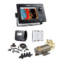 SIMRAD NSS7 PilotPack Autopilot Kit w and Touch MFD