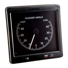 SIMRAD IS80 Rudder Indicator pus and minus 90 Scale