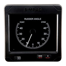 SIMRAD IS70 Rudder Angle Indicator, plus/minus 45 degree