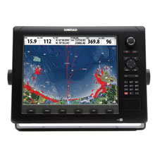 SIMRAD NSE12 Multifunction Display--US Version