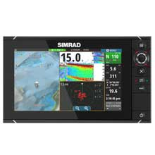 SIMRAD NSS12 evo2 Combo Multifunction Display Insight Remanufactured