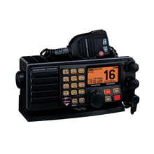STANDARD HORIZON VHF Quantum w and Kpd Hail Opt Rem Blu