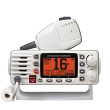 STANDARD HORIZON GX1300W Eclipse Ultra Compact Fixed Mount VHF %2D White
