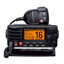 STANDARD HORIZON VHF Matrix AIS and GPS 30W Hailer Black