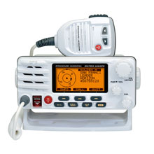 STANDARD HORIZON VHF Matrix AIS and GPS 30W Hailer White