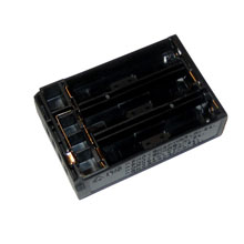STANDARD HORIZON Alkaline Battery Case f/5-AAA Batteries