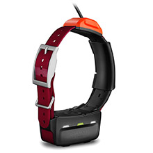 GARMIN T 5 Burgundy GPS Dog Tracking T5 Collar