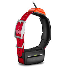 GARMIN T 5 Red GPS Dog Tracking T5 Collar