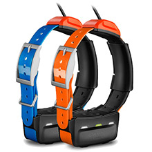 GARMIN T 5 x 2 GPS Dog Tracking T5 Collars