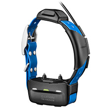 GARMIN TT 15 Blue GPS Dog Tracking and Training Collar