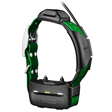 GARMIN TT 15 Dark Green GPS Dog Tracking and Training Collar
