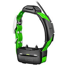 GARMIN TT 15 Light Green GPS Dog Tracking and Training Collar TT15