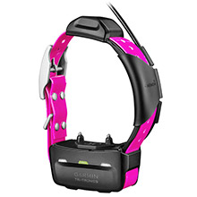 GARMIN TT 15 Pink GPS Dog Tracking and Training Collar TT15