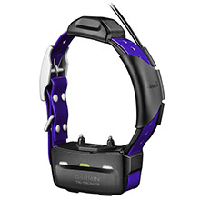 GARMIN TT 15 Purple GPS Dog Tracking and Training Collar TT15
