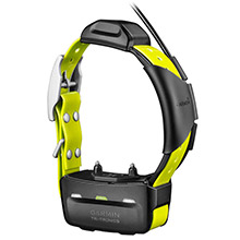 GARMIN TT 15 Yellow GPS Dog Tracking and Training Collar