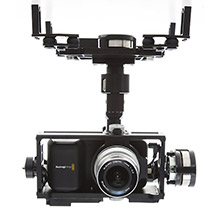 DJI Zenmuse Z15-BMPCC Gimbal Camera Stabilizer for Blackmagic