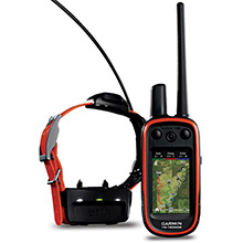 GARMIN Alpha 100 and Orange TT 10 Dog Tracking and Training Bundle, 90 day wty