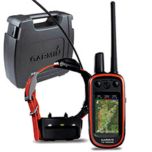 GARMIN Alpha 100 and TT 10 Dog Tracking and Training Bundle with hard plastic case