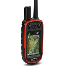 GARMIN Alpha 100 GPS Dog Tracking and Training Handheld