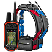 GARMIN Alpha 100 and 2 x TT 15 Dog Tracking and Training Bundle TT15