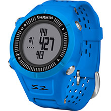 GARMIN Approach S2 Blue and Black