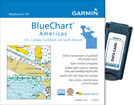 BlueChart on Garmin Datacard