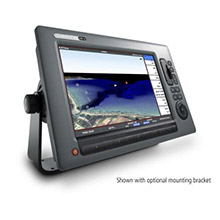 RAYMARINE C120W Multifunction Display with US Coastal Maps