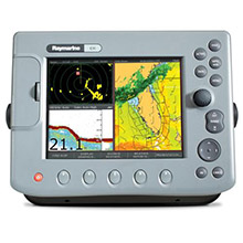 RAYMARINE C80 Multifunction Display