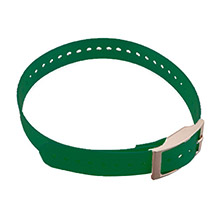 GARMIN Collar Strap Dark Green
