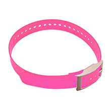 GARMIN Collar Strap for DC 40 Pink