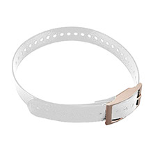 GARMIN Collar Strap White