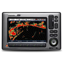 RAYMARINE E90W Multifunction Display US Coastal Maps