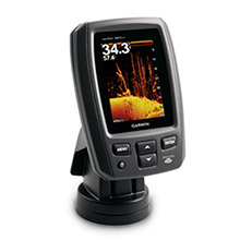 GARMIN Echo 301dv Fishfinder without DownVu