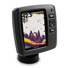 GARMIN Echo 551c Fishfinder with Transducer