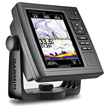 GARMIN echoMAP 50s with US Lakes and transducer