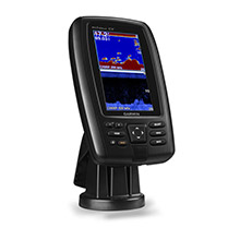 GARMIN EchoMAP CHIRP 43cv with ClearVu Transducer