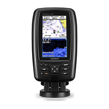 GARMIN EchoMAP CHIRP 44cv with ClearVu Transducer