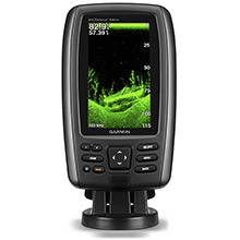 GARMIN echoMAP 44dv with Transducer and US BlueChart g2 maps