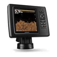 GARMIN EchoMAP CHIRP 52cv with ClearVu Transducer